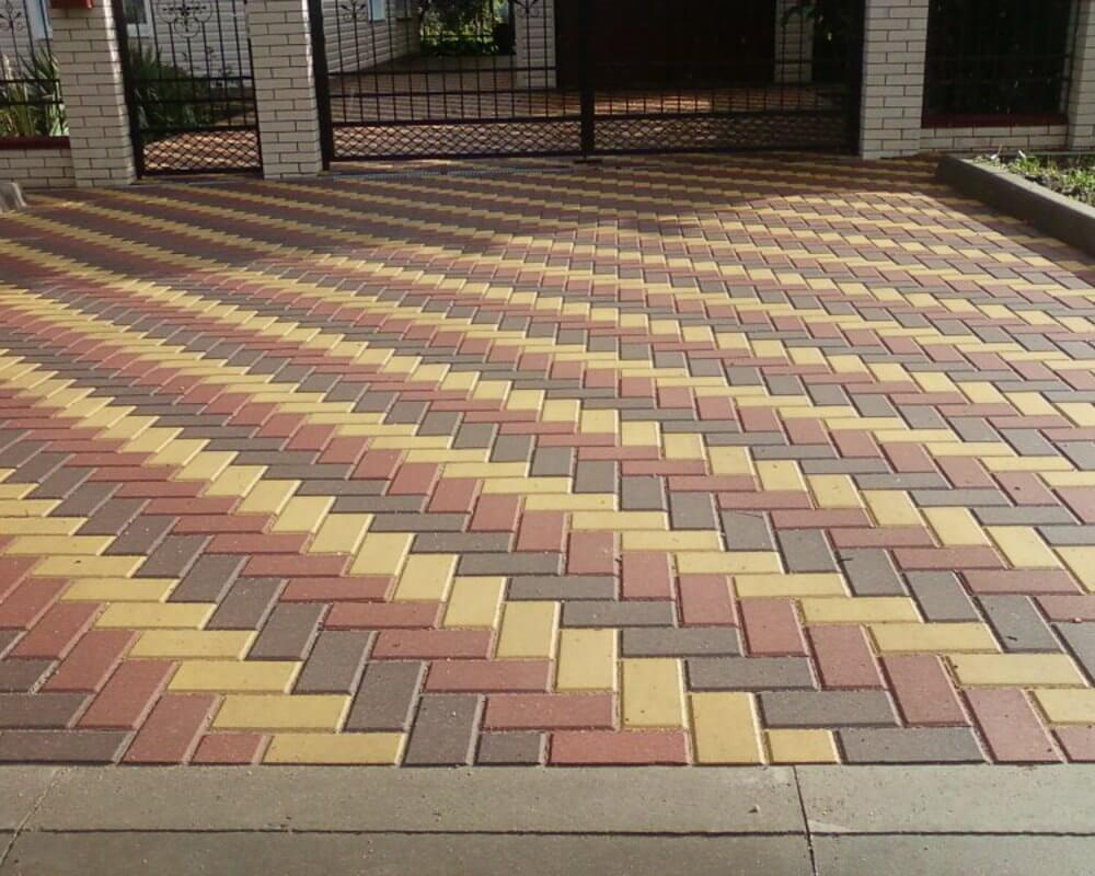 плитка тротуарная толщиной 80 мм